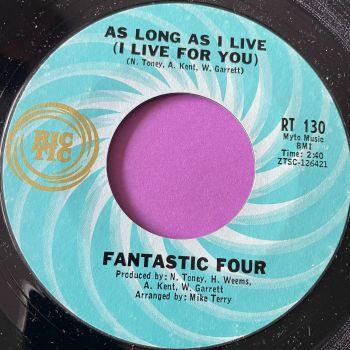 Fantastic Four-As long as I live-Rictic M-