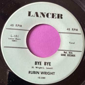 Rubin Wright-Bye bye-Lancer E+