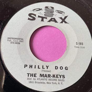 Mar-Keys-Philly dog-Stax E+
