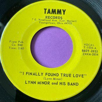 Lynn Minor-I finally found true love-Tammy E