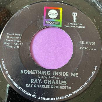 Ray Charles-Something inside me-ABC E