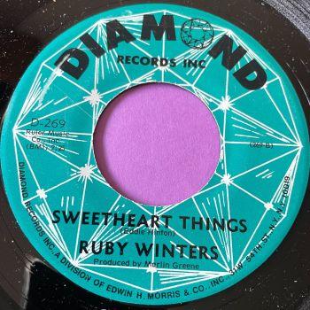 Ruby Winters-Sweetheart things-Diamond M-