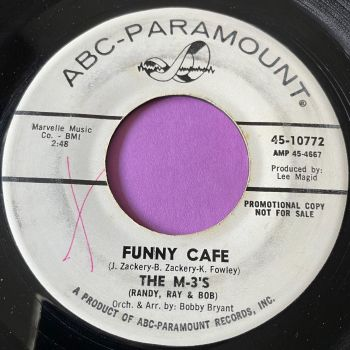 M-3's-Funny Cafe-ABC WD vg+