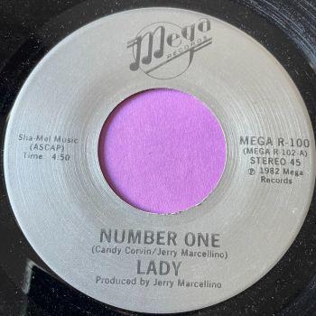 Lady-Number one-Mega E+