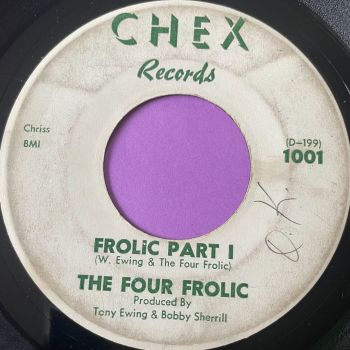 Four Frolic-Frolic part 1-Chex vg