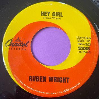 Ruben Wright-Hey girl-Capitol E+