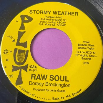 Raw Soul -Stormy Weather-Plut E+
