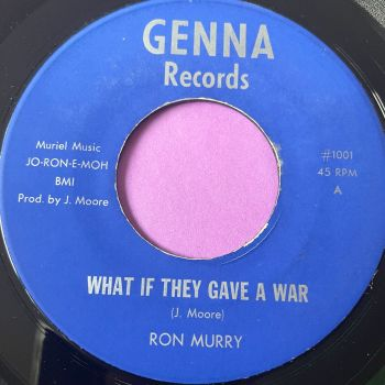 Ron Murray-What if they gave a war-Genna E