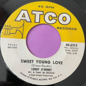 Lenny O'Henry-Sweet young love-Atco vg+