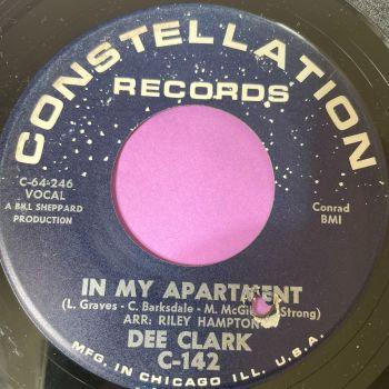 Dee Clark-In my apartment-Constellation E+