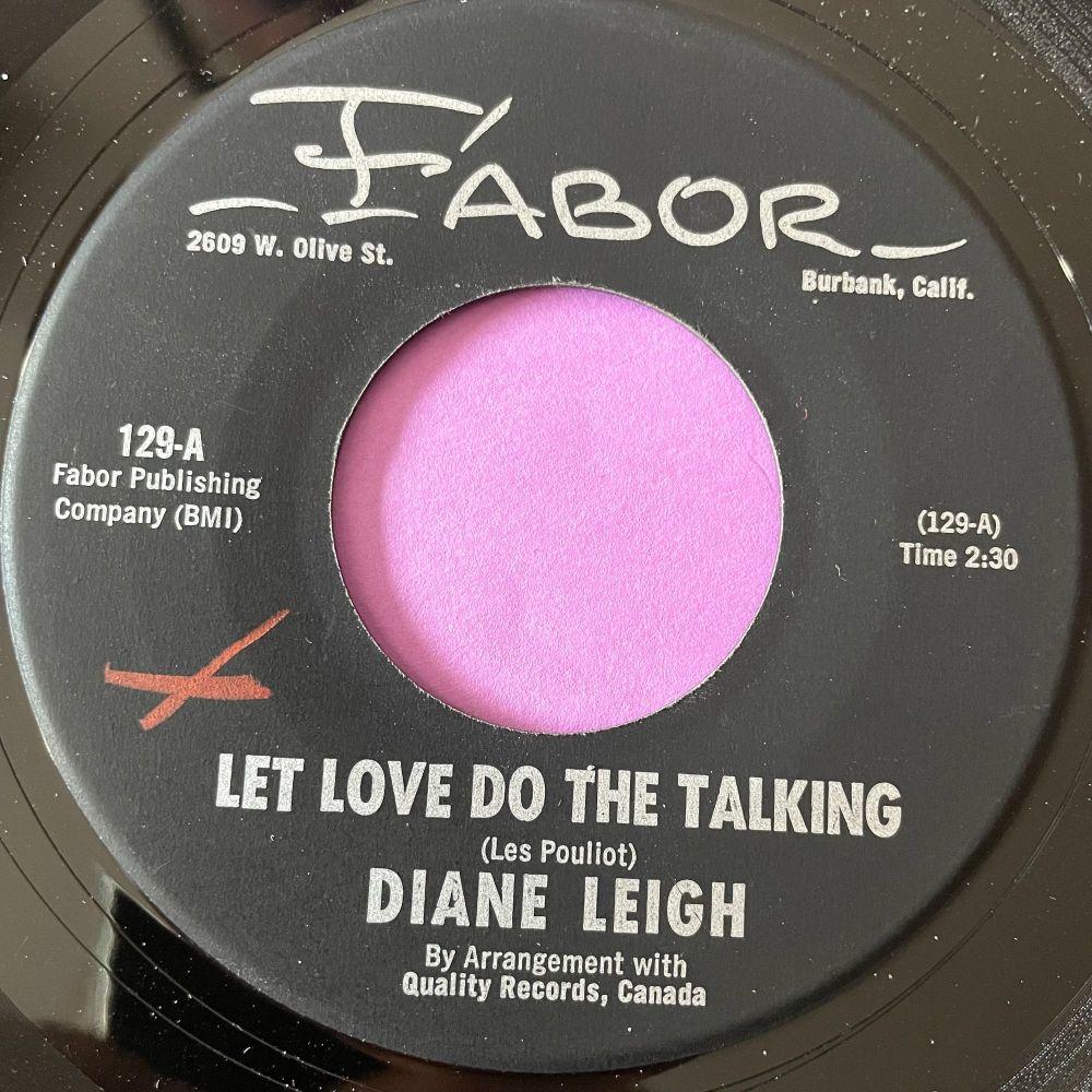Diane Leigh-Let love do the talking-Fabor E+