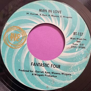 Fantastic Four-Man in love-Rictic E+