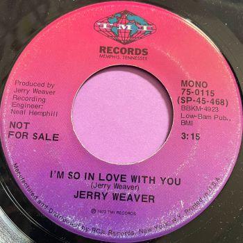 Jerry Weaver-I'm so in love with you-TMI E+