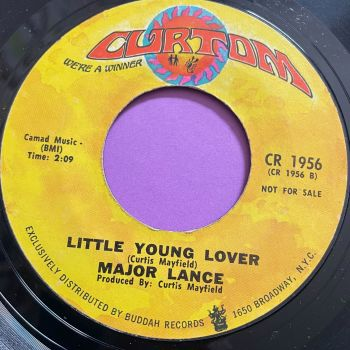 Major Lance-Little young lover-Curtom E+