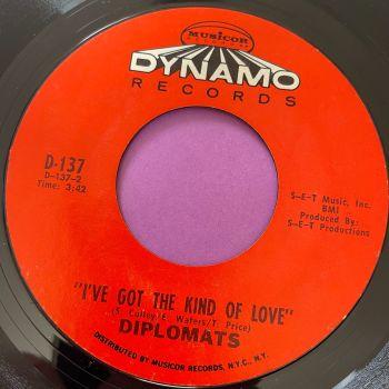Diplomats-I've got the kind of love-Dynamo E+