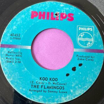 Flamingos-Koo koo-Philips E