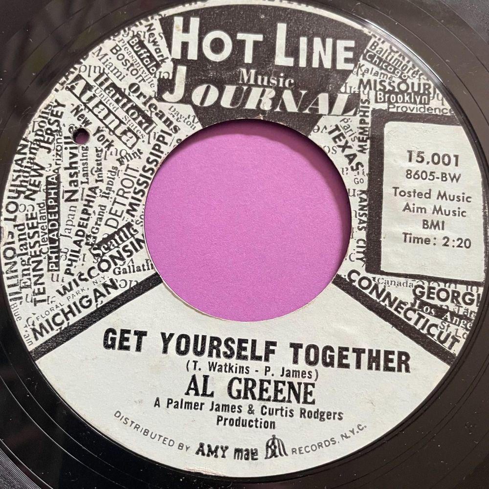 Al Greene-Get yourself together-Hot line E