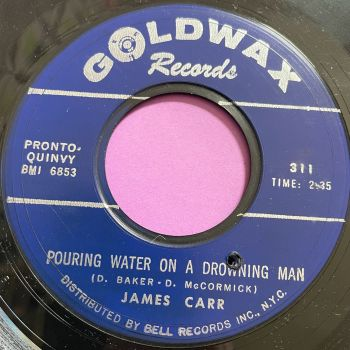 James Carr-Pouring water on a drowning man-Goldwax E+