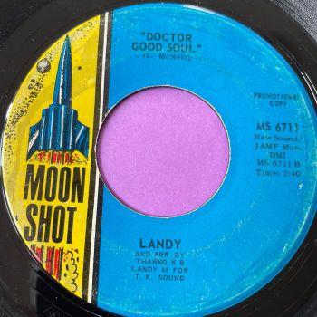 Landy-Doctor good soul-Moon shot E