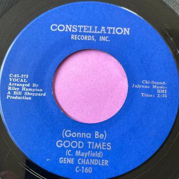 Gene Chandler-Good times-Constellation E+
