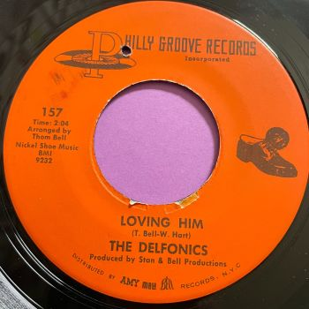 Delfonics-Loving him-Philly Groove E