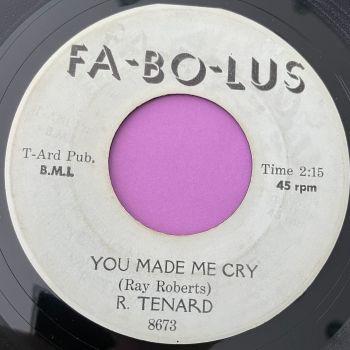 R. Tenard-You made me cry-Fa-bo-lus E+