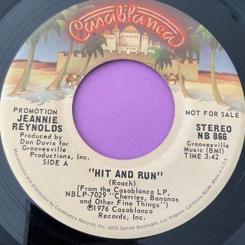 Jeannie Reynolds-Hit and Run-Casablanca Demo