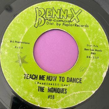 Moniques-Teach me how to dance-Benn-x E+