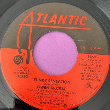Gwen McCrae-Funky sensation-Atlantic E+