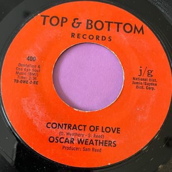 Oscar Weathers-Contract of love-Top & Bottom E+