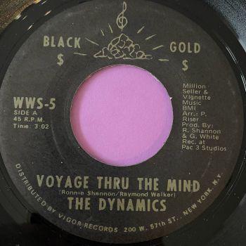Dynamics-Voyage through the mind-Black Gold E+