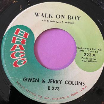 Gwen & Jerry Collins-Walk on boy-Bragg E+