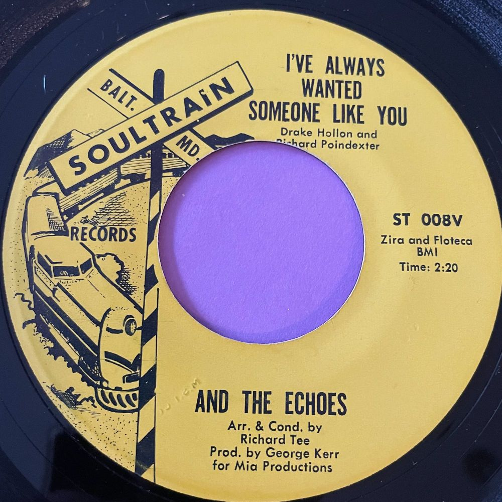 And the Echoes-I've always wanted someone like you-Soultrain E+