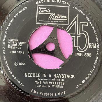 Velvelettes-Needle in a haystack-TMG 595 nocE+