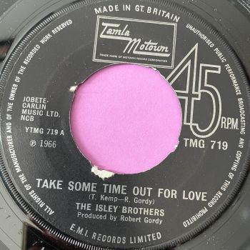 Isley Brothers-Take some time out/ Who could ever doubt-TMG 719 M-