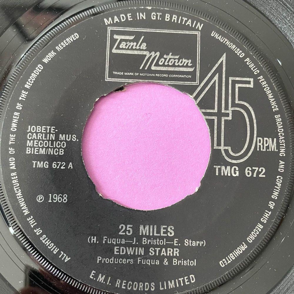Edwin Starr-25 Miles-TMG 672 noc E+