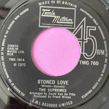 Supremes-Stoned love-TMG 760 noc M-