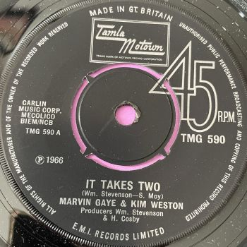 Marvin Gaye-It takes two-TMG 590 M-