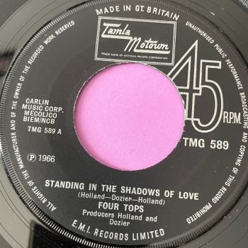 Four Tops-Standing in the shadows of love-TMG 589 M-