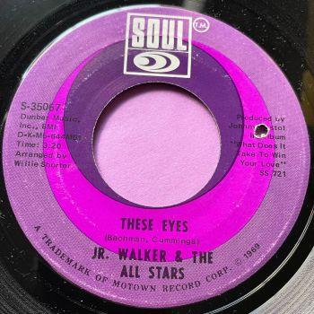 Junior Walker-These eyes-Soul E+
