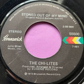 Chi-Lites-Stoned out of my mind-Dakar E+