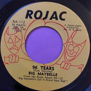 Big Maybelle-96 Tears-Rojac E+