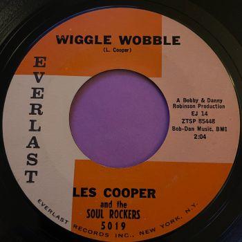 Les Cooper-Wiggle wobble-Everlast E+