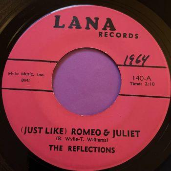 Reflections-Romeo & Juliet-Lana E