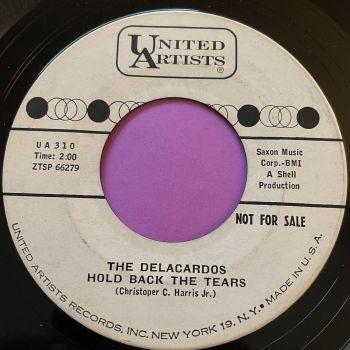 Delcardos-Hold back the tears-UA WD E+