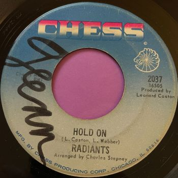 Radiants-Hold on-Chess wol E