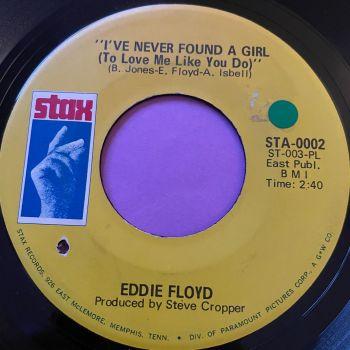 Eddie Floyd-I've never found a girl-Stax E