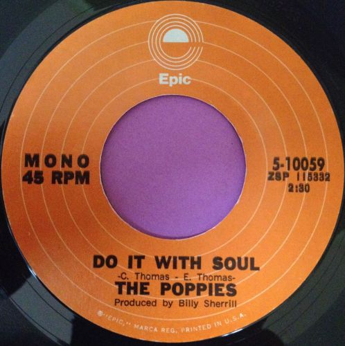 Poppies-Do it with soul-Epic E+
