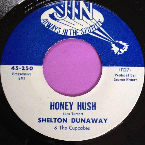 Shelton Dunaway-Honey hush-Jin E+