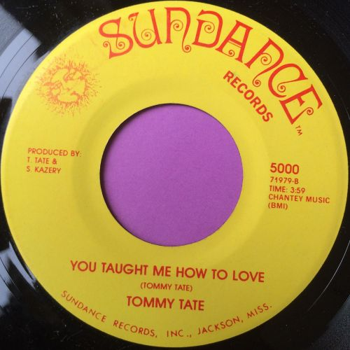 Tommy Tate-You taught me how to love-Sundance M-